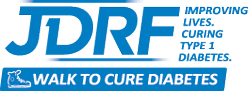 JDRF Walk to Cure Logo